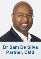 Dr Sam de silva speaker photo
